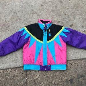 Jackets & Blazers - Vintage Women's puffer ski jacket